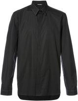 Neil Barrett stitch detail dress shirt