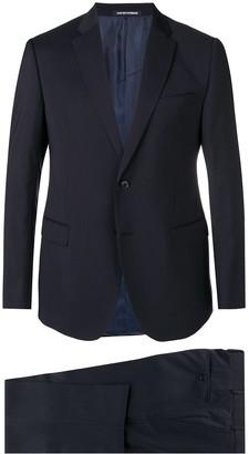 Emporio Armani Slim Fit Two-Piece Suit