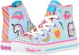 Skechers Twinkle Toes - Shuffles 10776L Lights Girl's Shoes