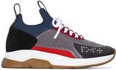 Versace Cross Chainer low-top sneakers