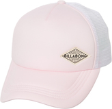 Billabong Womens Trucker Cap Pink