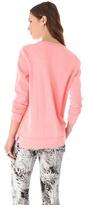 Tibi Easy Reversible Sweater