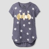 Batman Girls' Batgirl T-Shirt - Charcoal Heather