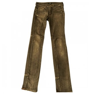 CNC Costume National Brown Denim - Jeans Jeans for Women