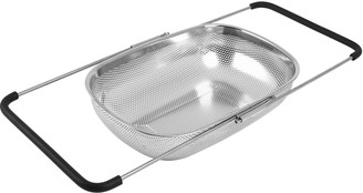 Oneida 5-qt. Over-the-Sink Stainless Steel Colander