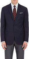 "Giorgio Armani Men's ""Soft"" Basket-Weave Wool Two-Button Sportcoat"