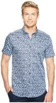 Robert Graham Modern Americana Bronson Short Sleeve Woven Shirt Men's T Shirt