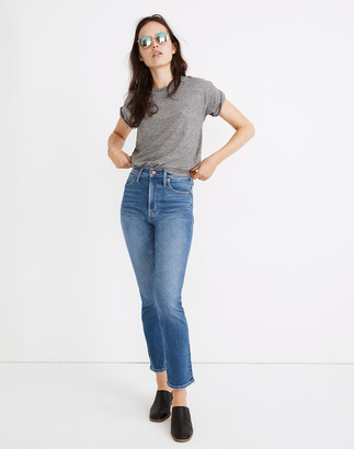 Madewell The Petite Perfect Vintage Jean in Englewood Wash
