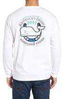 Vineyard Vines Men's 2017 Derby Logo T-Shirt