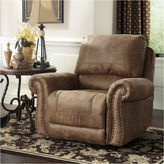 Signature Design by Ashley Kennesaw Rocker Recliner