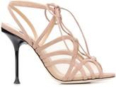 Sergio Rossi sr Milano 115mm sandals