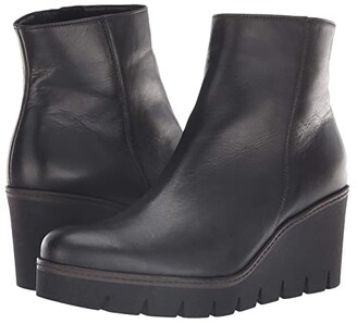 Gabor 93.780 (Black) Women's Pull-on Boots