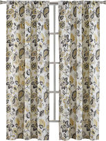 Asstd National Brand Richloom Bijoux 2-Pack Rod-Pocket Curtain Panels