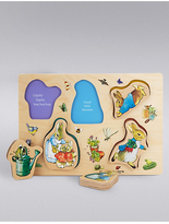 Marks and Spencer Peter RabbitTM Wooden Puzzle