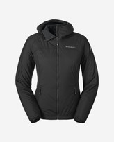 Eddie Bauer Women's IgniteLite Flux 60 Hooded Jacket