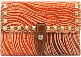 Patricia Nash Wavy Striped Colli Wallet