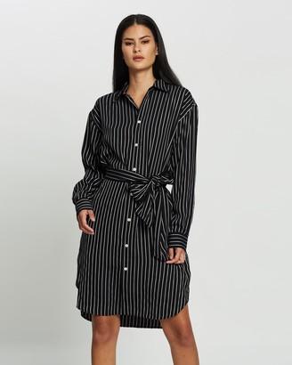 Polo Ralph Lauren Blake Long Sleeve Casual Dress - Exclusives