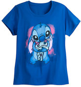 Disney Stitch and Scrump Tee for Women - Plus Size