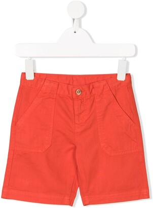 Knot Classic Slim-Fit Chino Shorts