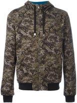 Dolce & Gabbana pixellated camouflage jacket