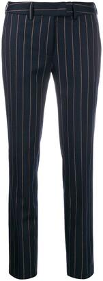 Incotex slim-fit striped trousers