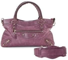 Balenciaga Vintage First Leather Handbag