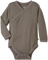 Baby Soy Modern Abcs K. Bodysuit (Baby) - Thunder - 0-3 Months