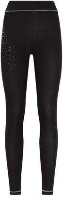 S'No Queen Sequin-Embellished Leggings