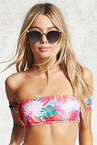 Forever 21 FOREVER 21+ Off-the-Shoulder Bikini Top