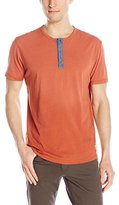 Lucky Brand Men's Kings Canyon Henley Shirt