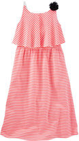 Osh Kosh Oshkosh Sleeveless Stripe Cotton Dress - Preschool Girls 4-6x