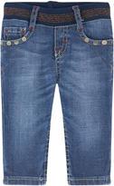 Chipie Stone-washed denim jeans