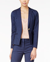 XOXO Juniors' Single-Button Blazer
