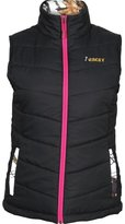 Rocky Western Vest Womens Quilted Insulated Full Zip M LW00140