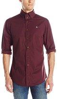 Vivienne Westwood Men's Krall Stetch Button-Down Shirt