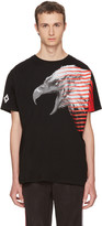 Marcelo Burlon County of Milan Black Iamens T-shirt