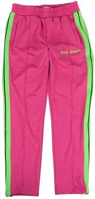 Palm Angels Pink Trousers for Women