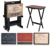 Bed Bath & Beyond Tuscan 5-Piece Snack Table Set
