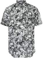 Mads Norgaard palm print short sleeve T-shirt