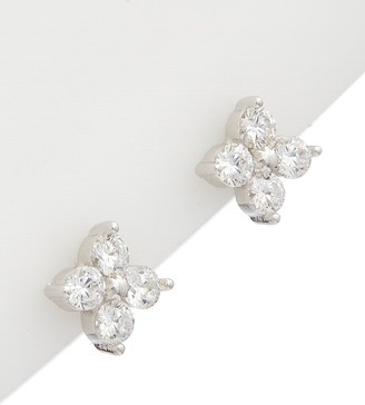 Alanna Bess Limited Collection Silver Cz Studs