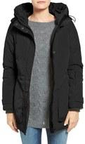 Hawke & Co Women's Water Resistant Hooded Puffer Coat