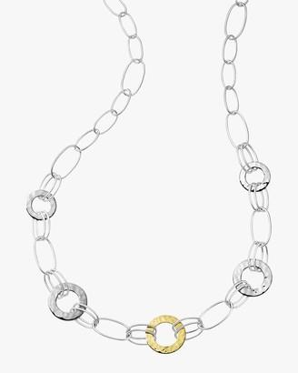 Ippolita Chimera Classico Hammered Disc Necklace