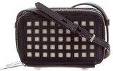 Reed Krakoff Mini Perforated Crossbody Bag