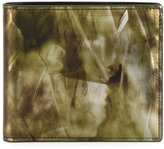 Maison Margiela printed billfold wallet - men - Leather - One Size