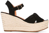 Chie Mihara wedge sandals - women - Leather/Foam Rubber - 36