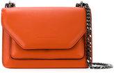 Elena Ghisellini layered straps shoulder bag - women - Calf Leather - One Size