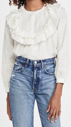 Meadows Poppy Shirt
