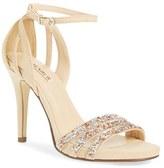 Menbur Women's 'Pensamiento' Ankle Strap Sandal