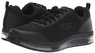 Skechers Skech-Air SR Chamness (Black) Men's Shoes