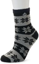 Columbia Snowflake Lodge Crew Socks - Women